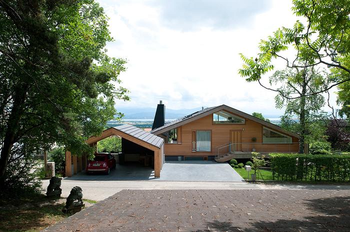 красивый дом фото 2 (700x465, 507Kb)