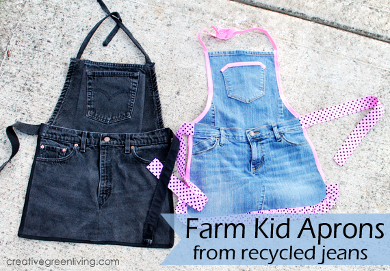 Childs-Apron-Made-from-Repurposed-Jeans (570x396, 502Kb)