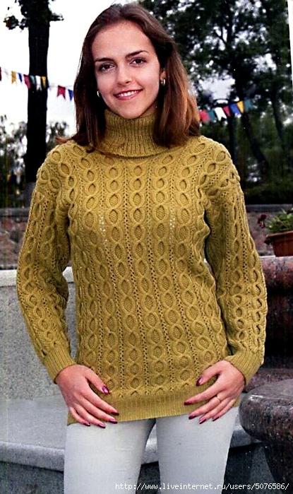 исландского свитера