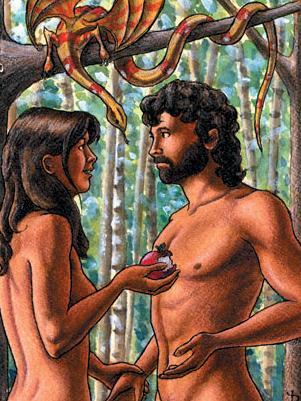 порнушку про адама и еву