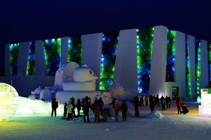 фестиваль ледяных скульптур харбина 9 (700x465, 216Kb)