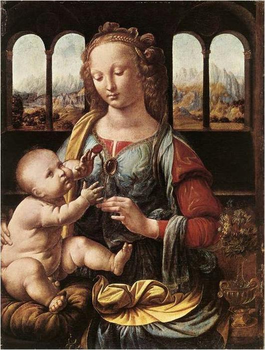 19 Леонардо да Винчи (531x700, 445Kb)