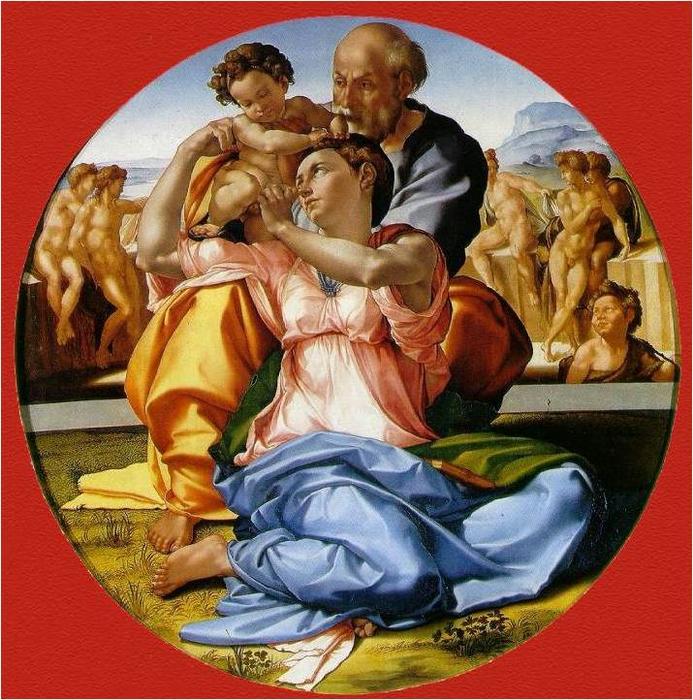 23 Микеланджело Буонарроти (693x700, 595Kb)