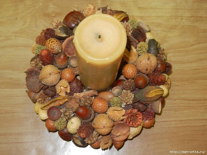 рождественский венок из грецких орехов (41) (700x524, 288Kb)