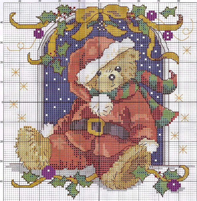 Christmas_Teddy_sh (685x700, 839Kb)
