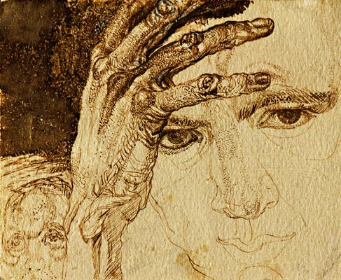 Filonov_Selfportrait_1921 (487x400, 81Kb)
