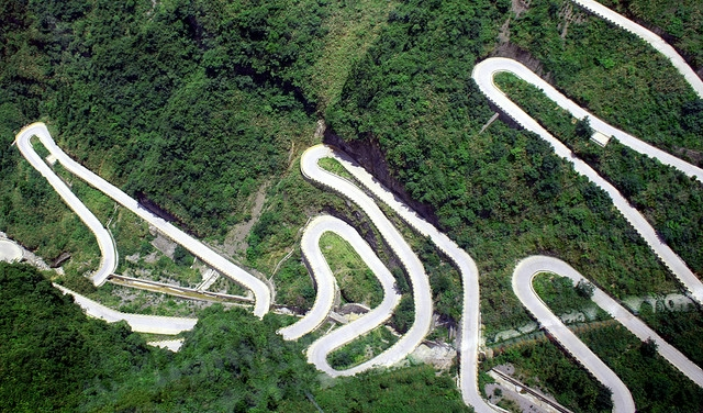 дорога небесных ворот китай 6 (640x376, 318Kb)