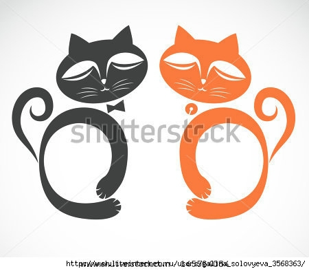 stock-vector-vector-image-of-an-cat-145564084 (450x394, 70Kb)