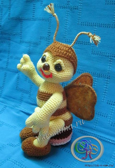 пчела (480x700, 290Kb)