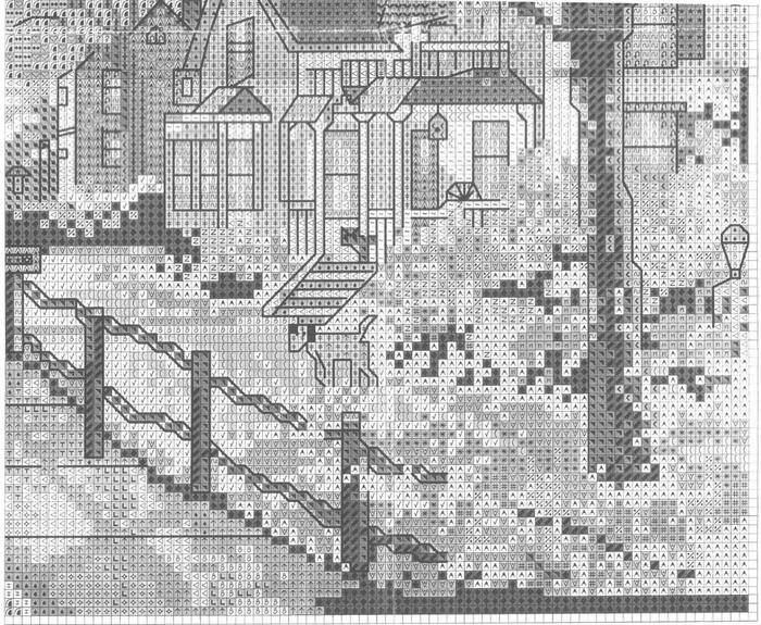 Stitchart-Hometown-Memories4 (700x575, 350Kb)