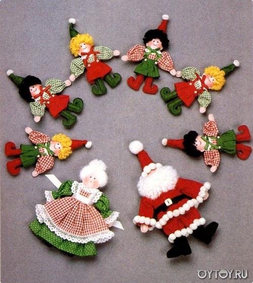 Выкройки для кукол 115 - Куклы