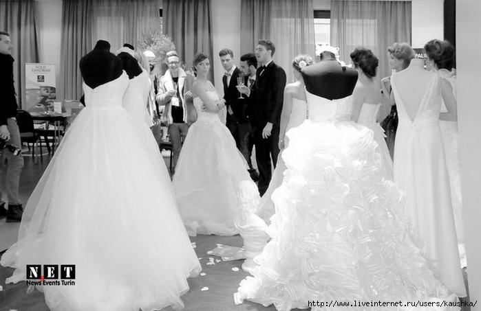 Wedding Day BW (700x453, 165Kb)