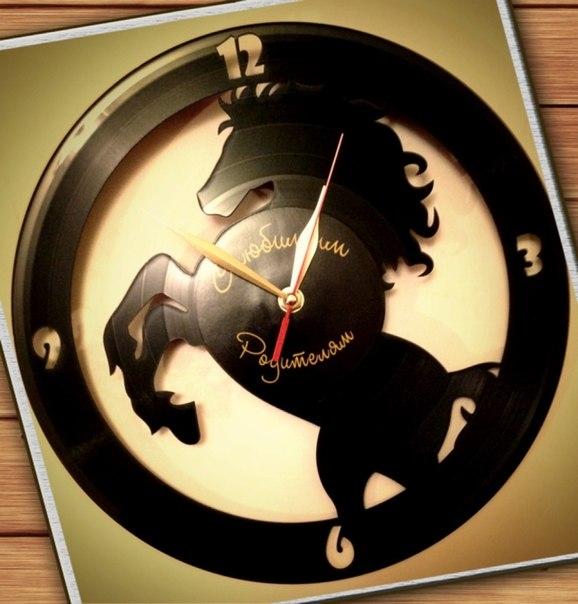 часы из виниловой пластинки (27) (578x604, 159Kb)