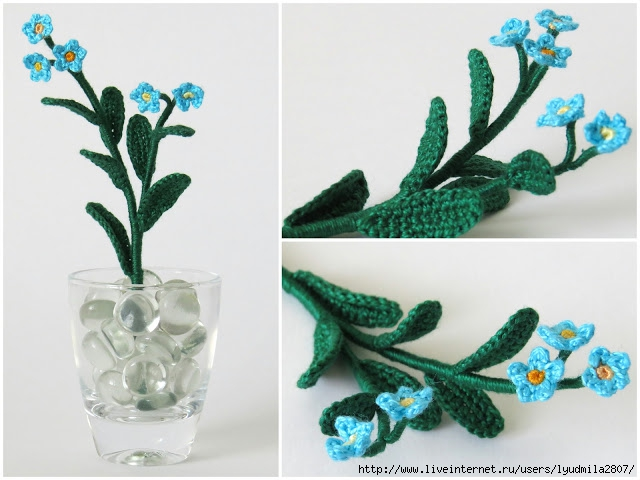 1г-forget-me-not_crochet (640x480, 167Kb)