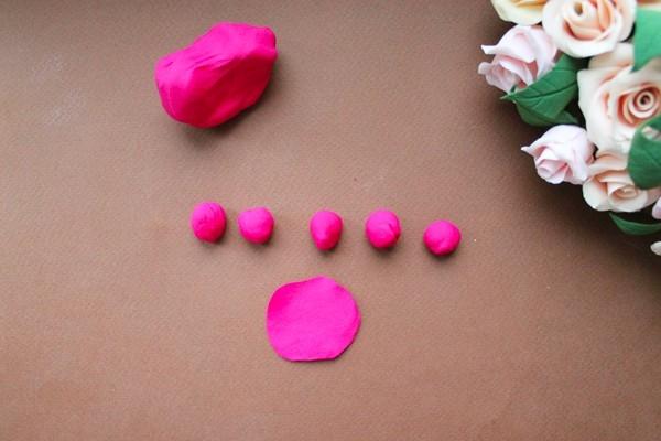 Розы из полимерной глины. СЕРДЦЕ ИЗ РОЗ (3) (600x400, 121Kb)