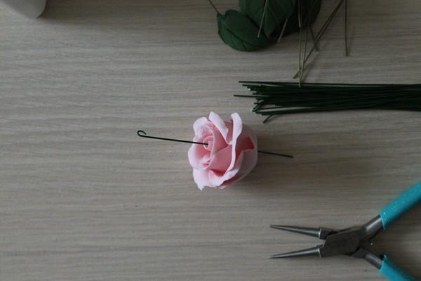 Розы из полимерной глины. СЕРДЦЕ ИЗ РОЗ (35) (600x400, 94Kb)