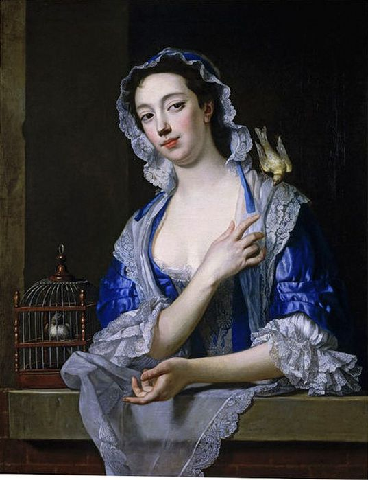 1Vanloo, born 1684 - died 1745.Margaret ( (537x700, 59Kb)