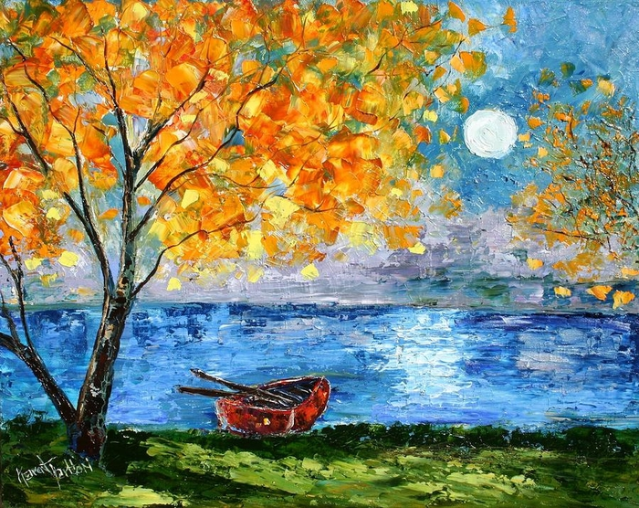 autumn-moon-karen-tarlton (700x556, 427Kb)