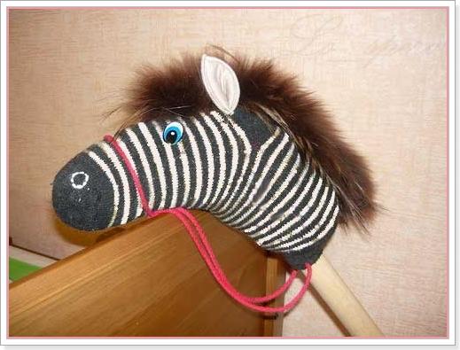 Как быстро сделать лошадку