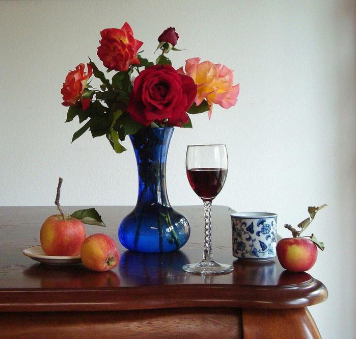 цветы и фрукты 13 (700x665, 473Kb)