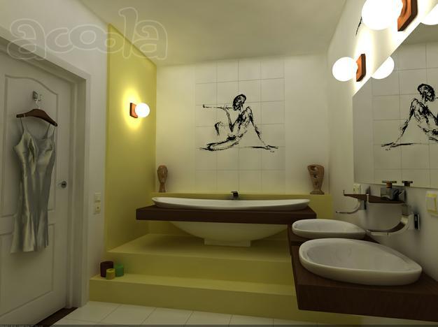 Столешница ванная своими руками