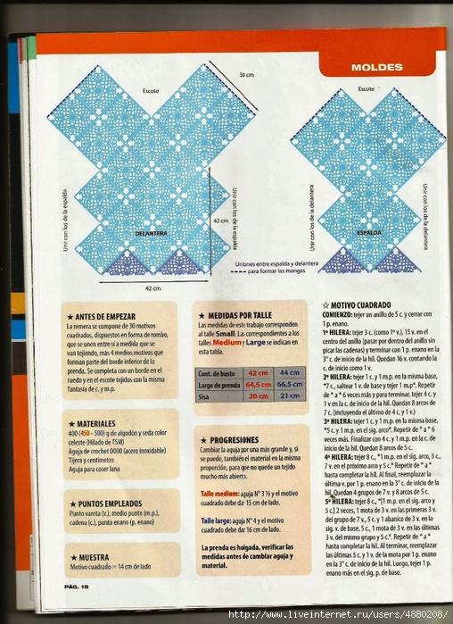 Tejido Practico Crochet Calados  (17) (508x700, 343Kb)