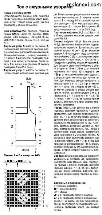 ажурный-топ-спицами-описание (332x700, 266Kb)