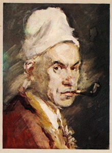 автопортрет.1944. (219x299, 25Kb)