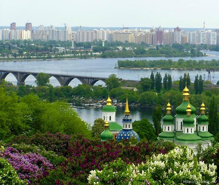 Киев летом (700x592, 418Kb)