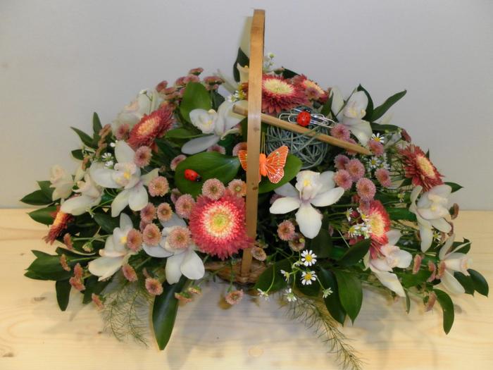 цветы и корзина 6 (700x525, 383Kb)