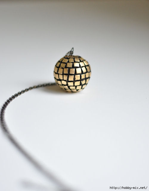 Polymer-Clay-Disco-Ball-Pendant-14 (500x638, 61Kb)