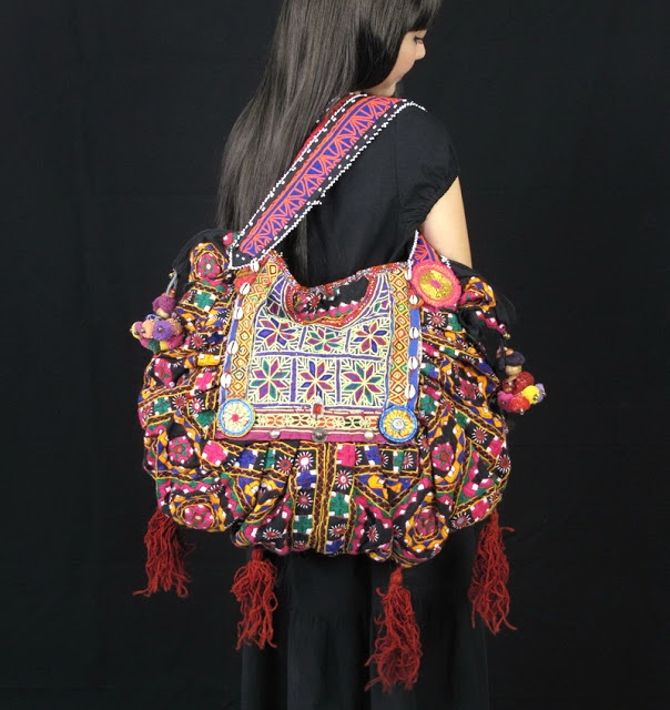 Antique Hill Tribe Shoulder Bag 1 (604x640, 233Kb)