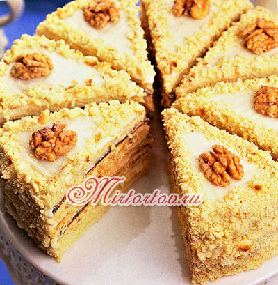 Ананасовые торты рецепты с фото