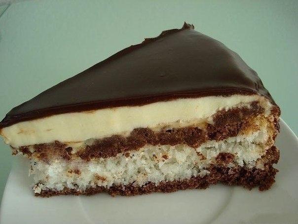 торт конфета баунти (604x453, 168Kb)