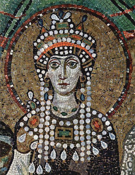 Theodora 6th century  Wikipedia