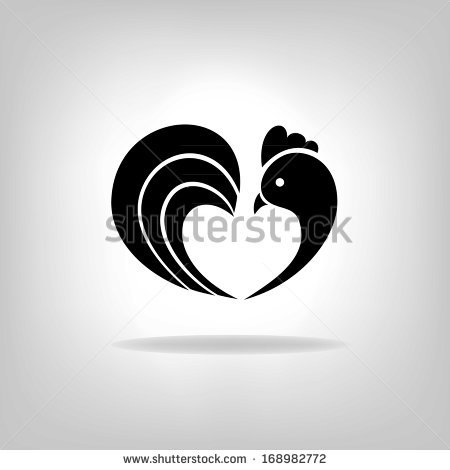 stock-vector-the-black-stylized-cocks-on-a-white-background-168982772 (450x470, 41Kb)