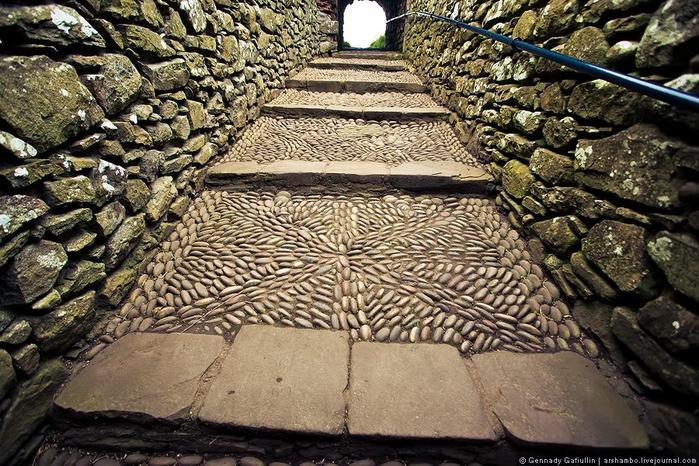 шотландский замок данноттар 8 (700x466, 344Kb)