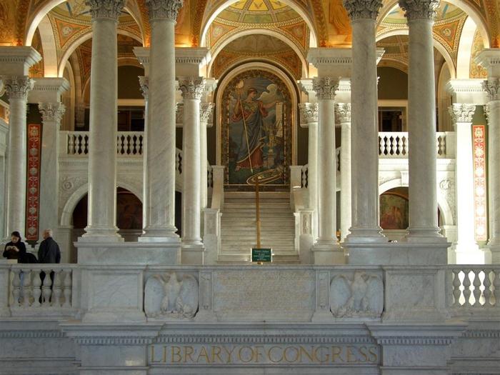 библиотека конгресса фото 10 (700x525, 279Kb)