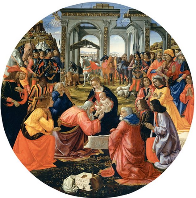 Ghirlandaio,_adorazione_tornabuoni (635x642, 182Kb)