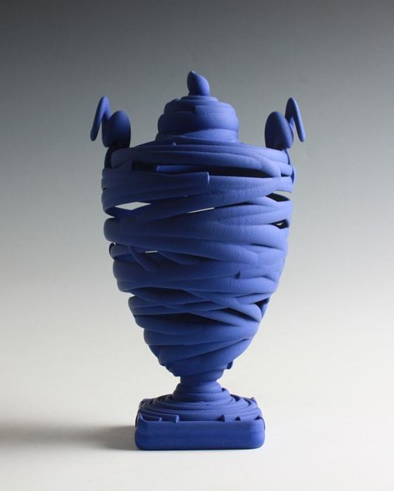 декоративные вазы фото 10 (561x700, 180Kb)
