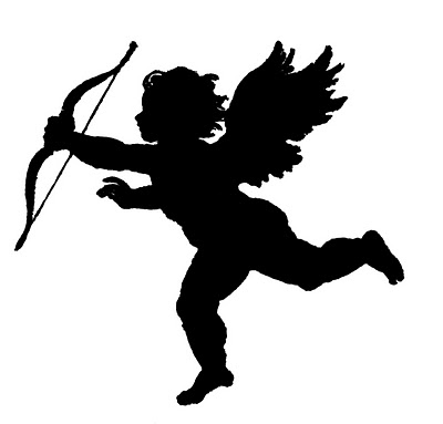 cupid+silho+Image+GraphicsFairy (400x383, 44Kb)