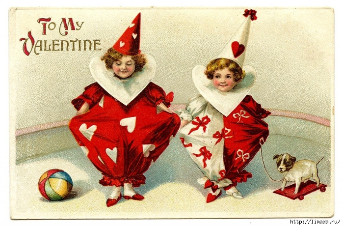valentine-clowns-graphicsfairy005b-1024x677 (700x462, 310Kb)