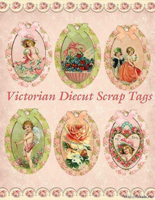 Victorian_Diecut_Scrap_Oval_Valentine_Tags_Sample (541x700, 398Kb)