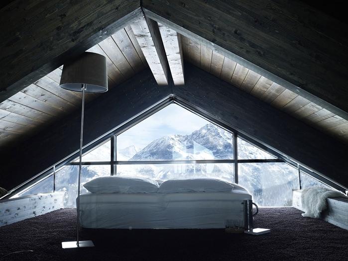 домик в горах фото 10 (700x525, 265Kb)