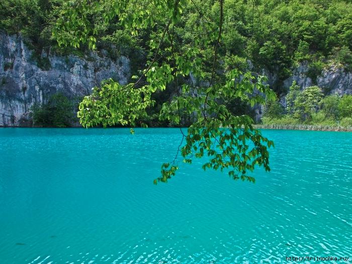 Еще раз про Плитвицкие острова! Хорватия!