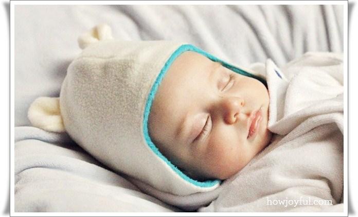 """手工布艺教程:"""" 孩子的羊毛帽 """" - maomao - 我随心动"""