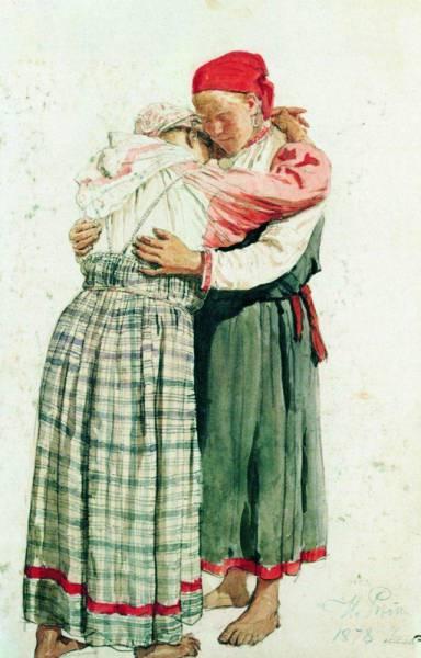 repin_ie_dve_zhenskie_figury_obnimayushchiesya_krestyanki_1878 (384x600, 36Kb)