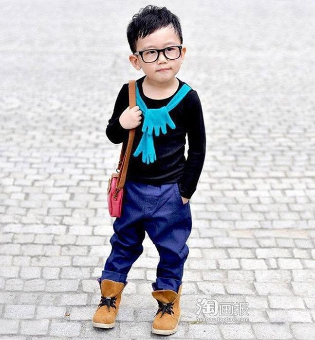 модные дети фото 14 (647x700, 282Kb)