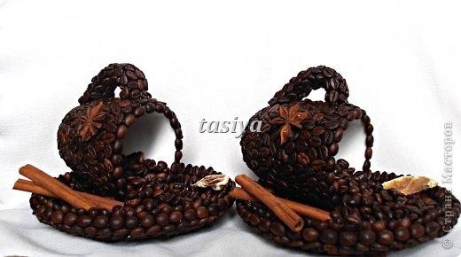 Поделки своими руками из кофейных зерен страна мастеров