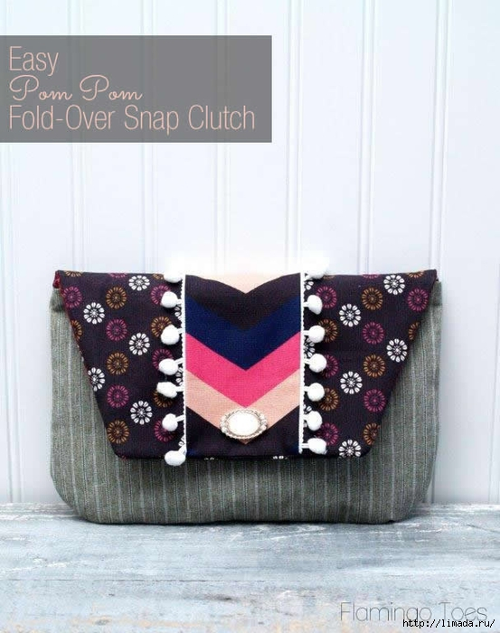 Easy-Fold-Over-Snap-Clutch-Pattern (553x700, 232Kb)